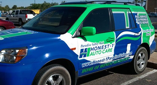 Honest-1 Auto Care Paradise Valley - Free Local Shuttle