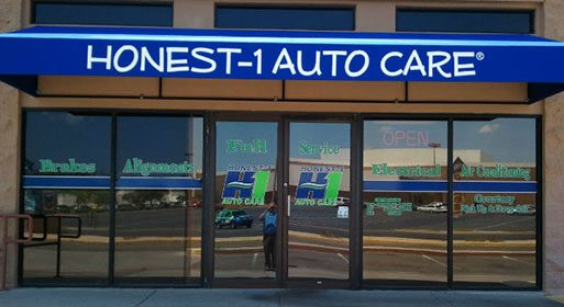 Honest-1 Auto Care Paradise Valley - Contact Us