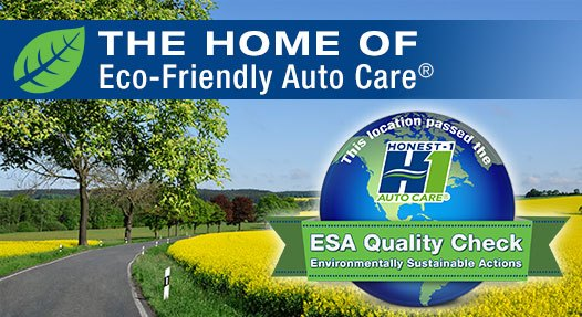 Honest-1 Auto Care Paradise Valley is ESA Certified